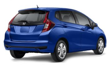 Rent Honda Fit or Similar