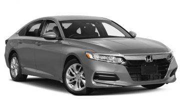Rent Honda Accord or Similar - Winter Tires