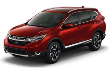 Rent Honda CRV or Similar - Winter Tires
