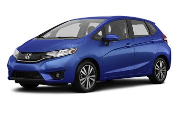 Rent Honda Fit or Similar - Winter Tires
