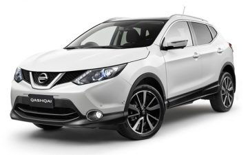 Rent Nissan Qashqai or Similar - Winter Tires