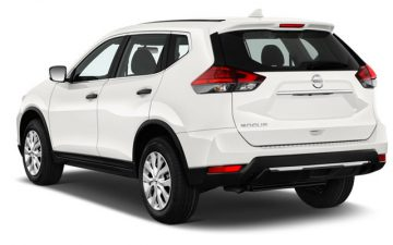 Rent Nissan Rogue or Similar - Winter Tires