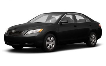Rent Toyota Camry or Similar - Winter Tires