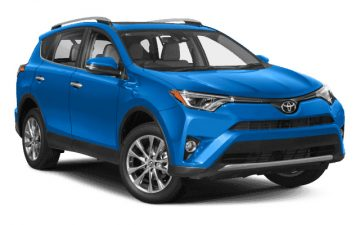 Rent Toyota RAV4 or Similar - Winter Tires