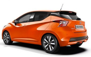 Rent Nissan Micra or Similar
