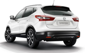 Rent Nissan Qashqai or Similar