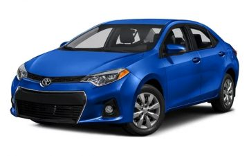 Rent Toyota Corolla or Similar