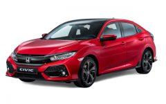 Honda Civic or Similar - Winter Tires