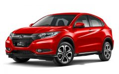 Honda HRV or Similar - Winter Tires