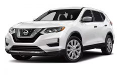 Nissan Rogue or Similar - Winter Tires