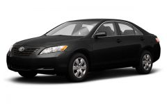 Toyota Camry or Similar - Winter Tires